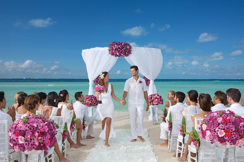 Casamentos no Dreams Sands Cancun Resorts & Spa