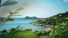Praia de Saint Tropez na França